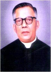 Msgr. George Fernandes, Founder