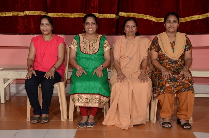 Pre-primary staff